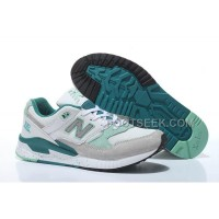 Hot New Balance 530 Women Grey Green