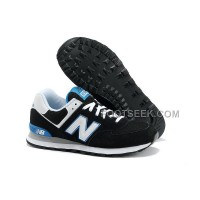 Hot New Balance 574 2016 Men Black