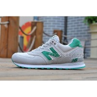 Hot New Balance 574 2016 Men Grey