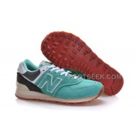 Hot New Balance 574 2016 Men Jade Gray
