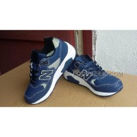 Hot New Balance 580 Men Blue