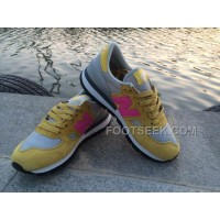 Hot New Balance 990 Women Yellow