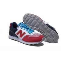 Hot New Balance 996 Women Pink Purple