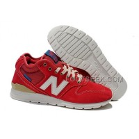 Hot New Balance 996 Women Red
