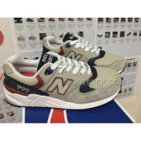 Hot New Balance 999 Women Beige