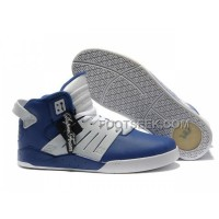 Hot Supra Skytop III Blue White Men's Shoes