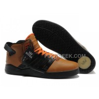 Hot Supra Skytop III Brown Black Men's Shoes