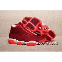 Air Jordan Horizon Future AJ13 Gym Red/White-Team Red-Infrared 23 2016 Best