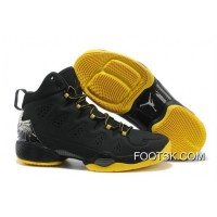 Jordan Melo M10 Black Yellow New Release