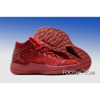 New Jordan Melo M13 'All-Red' Release Authentic FjKpC