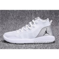 Jordan Reveal Womens Mens Silver White For Sale