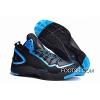 Jordan Super.Fly 2 PO Black-Dark Powder Blue New Style