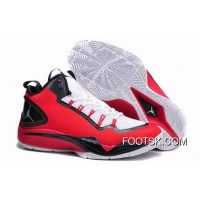 "Jordan Super.Fly 2 PO ""Clippers Red"" Authentic"