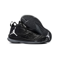 New Jordan Super.Fly 5 X Black/White On Sale Authentic