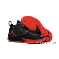 Jordan Super.Fly 5 Black/Infrared 23/Infrared 23 New Style HNKyHk