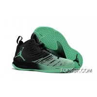 Jordan Super.Fly 5 Green Glow/Black-White Online JNr7D