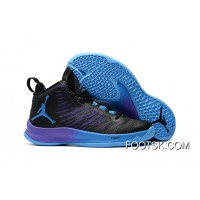 "New Jordan Super.Fly 5 X ""Black Grape"" Men's Basketball Shoe Free Shipping JcDHzD"