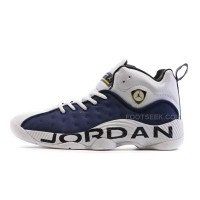 Men's Air Jordan Jumpman Team II Basketball Shoes 819175 417