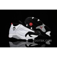 Hot Kids Jordan|Kids Air Jordan 14 White Black Red