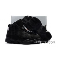 "Air Jordan 13 Kids ""Black Cat"" Cheap To Buy"