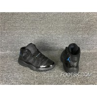 "Kids Air Jordan 11 ""Gamma Blue"" On Sale Best"