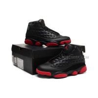 New Arrival Jordan XIII 13 Infrared 23 Black And Gym Red