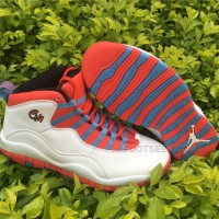 Men Air Jordan 10 Chicago