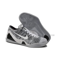 New Arrivals Men Nike Flyknit Kobe 9 Basketball Shoe 247