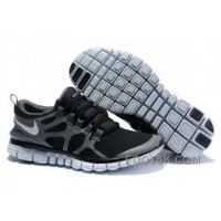 Mens Nike Free 3.0 V3 Anthracite/Grey-White Running Shoes New Release
