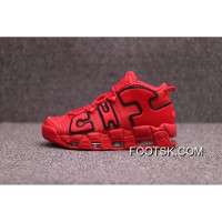 Nike Air Channels Plus Uptempo Be Big Air Pippen | Jordan 3 Red Black | 138-600 For Sale