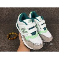 New Balance 530 KV530GGP Mint Kids Nb530 Authentic