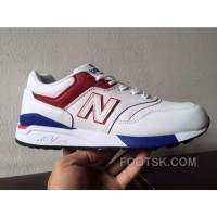 2016 New Balance 997.5BBK 997 998 American Flag White Red Blue Best
