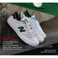 New Balance Pro-Court Canvas PROCTSAC White Grey