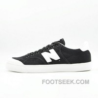 New Balance Pro-Court Canvas PROCTSBE Black White