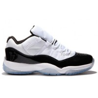 Air Jordan 11 Low Concord White Black Concord Shoes