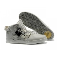 New Arrival Supra Skytop III All WhiteSmoke Men's Shoes