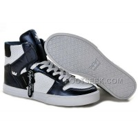 New Arrival Supra Vaider White Blue Men's Shoes