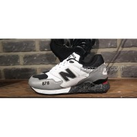 New Balance 878 Men White Black Cheap