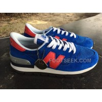 New Balance 990 Men Blue Cheap
