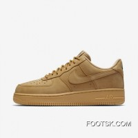 All Models Aa4061-200 Nike Air Force1 Force One Low Wheat Color Online