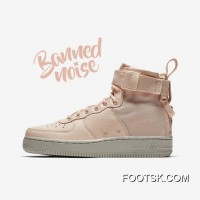36 To 39 Sku Aa3966-800 Nike W Sf1 Mid Air Force Function Full Grain Leather Material Is High Copuon Code