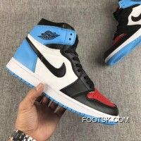 Air Jordan1Top3 What The New Style