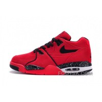 Nike Air Jordan Air Flight 89 Red Suede Women/Men Copuon Code