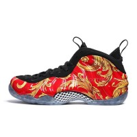 "Supreme X Nike Air Foamposite One ""Red"" For Sale Online Discount"