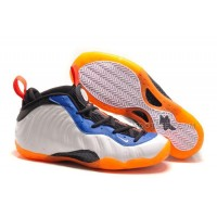 "New Sneakers Nike Air Foamposite One ""Knicks Home"" Cheap Online Discount"