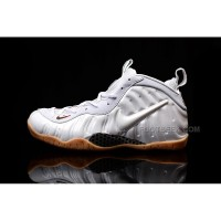 Nike Air Foamposite Pro Winter White Gum Bottoms Gym Red Gorge Green Discount