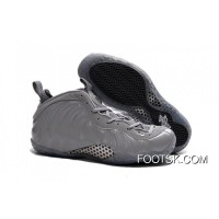 "2016 Nike Air Foamposite One Premium ""Wolf Grey"" Super Deals"