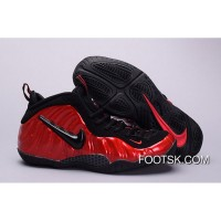 Cheap To Buy 2016 Nike Air Foamposite Pro University Red-Black