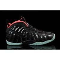 "Nike Air Foamposite Pro ""Yeezy"" Glow In The Dark Black/Solar Red Discount"