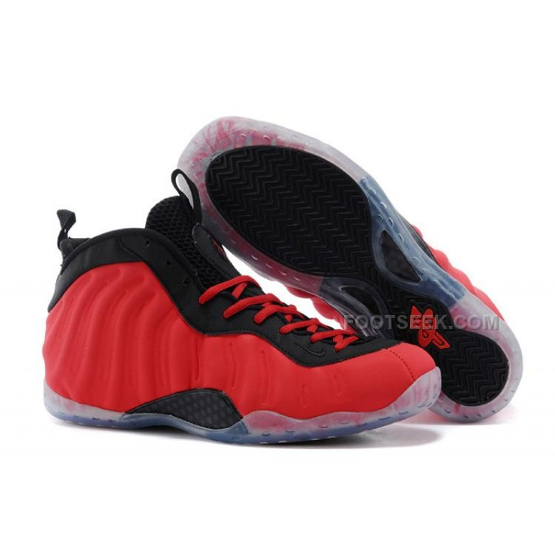 "3253d2ed4455f Buy Cheap Nike Air Foamposite One ""Red Suede"" Online Discount"